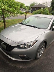 Mazda 3 GS 2014