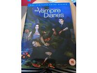 Vampire Diaries Season 3.