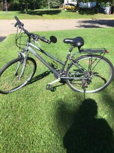 2  vélos presque neufs....150.00$ chacun....