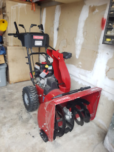 """Brand New Craftsman 24"""" Two-Stage Gas Snow Blower"""