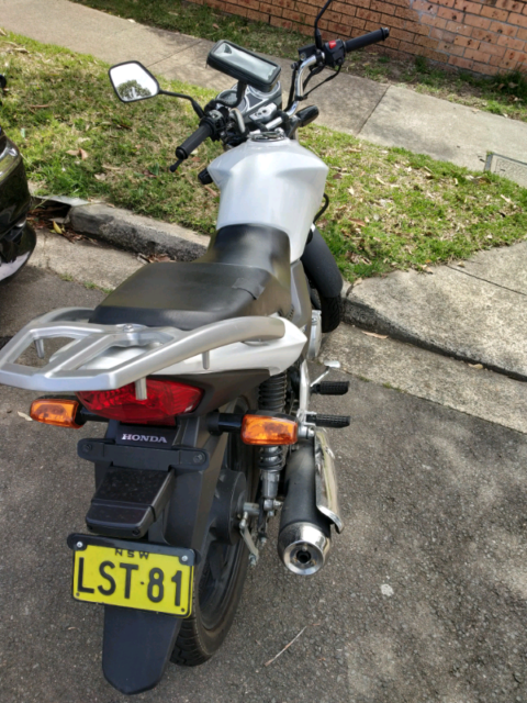 Honda Cb 125e Motorcycles Gumtree Australia Canterbury Area