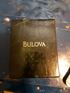 Bulova mens watch