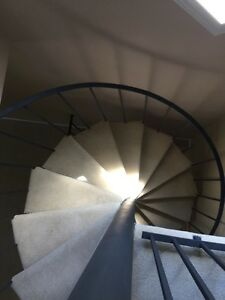 Carpet installation professional stairs & stairs runner &repair London Ontario image 3