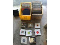 """Vinyl Collection 12"""" + 7"""" (mainly rock)"""