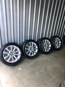 Bmw Series 3 & 5 Wheels