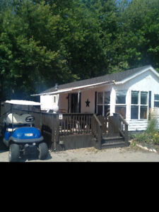 Sherkston Shores 2 bed trailer for rent at Sherkston Shores!