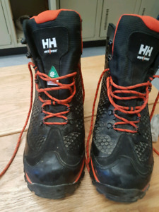 HELLY HANSEN COMPPSITE TOE BOOTS