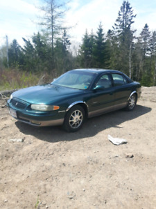 2000 Buick Regal GS Supercharged