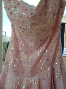 Paris Prom Gown