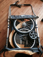 In-Step Bicycle trailer (2 seats) / Chariot bicyclette Instep