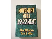 Movement skill assessment book