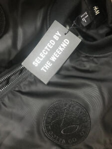 THE WEEKND Bomber Jacket EXTRA-SMALL (Brand New)