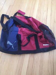 Puma brand name workout/gym bag luggage