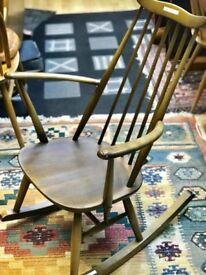 Ercol Goldsmith Rocking Chair - Model 435