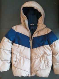 Next puffs jacket 6y.