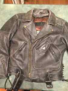 First Gear Women's Motorcycle Jacket Size Small