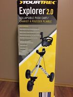 Tour Trek Explorer 2.0 Golf Push Cart