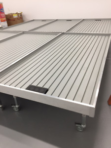 Hydroponic equip. - Rolling Grow Tables and LED and HPS Lights