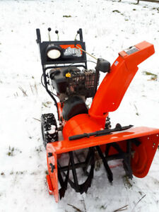 "Ariens 28"" Snow Blower For Sale- Only used 1 year!"