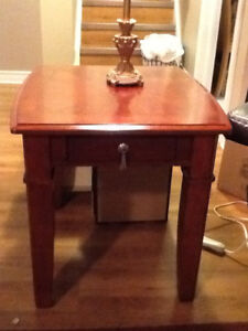 Living Room Tables - Coffee table & end table