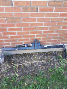 "Trailer Hitch and 2"" Ball for Sale"