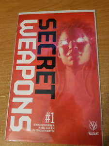 Secret Weapons #1-4 with Issue #0 Valiant