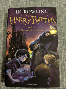2 brand new Harry Potter books Bloomsbury hard cover editions