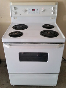 can deliver / GE 30' stove fully functional self clean oven