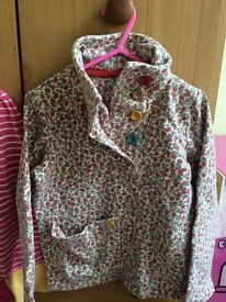 Joules girls jumper age 6