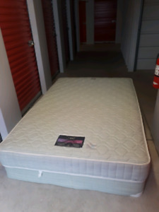 Double Mattress & BoxSpring **Delivery Included