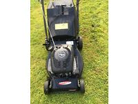 Lawnking self propelled lawnmower