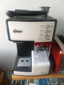 Oster Espresso and Milk Frother machine
