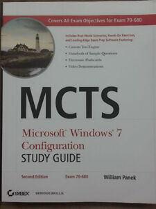 mcts microsoft windows 7 configuration study guide panek william