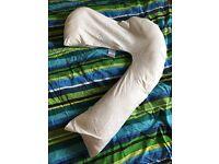 Authentic Dreamgenii Pregnancy Maternity Pillow