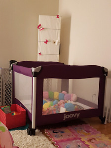Joovy Room2 (purple) exellent condition