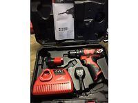 Milwaukee M12 BPD 202C drill/driver