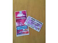 Creamfields 2016 - 4 Day With Camping Ticket