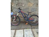 Scott voltage fr30 2015 mountain bike
