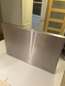 TABLETTES EN STAINLES STEEL