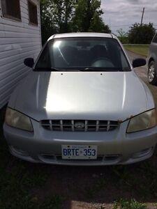 2001 Hyundai Accent Belleville Belleville Area image 3
