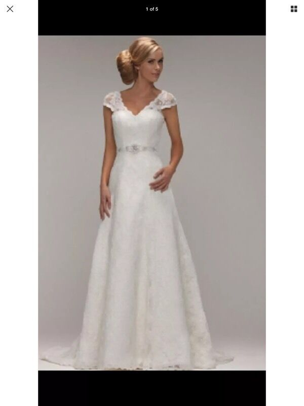 Berketex ads buy sell used find great deals and prices for Wedding dress cleaned and boxed
