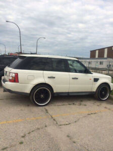 Low mileage 2006 Range Rover for sale