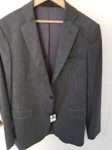 Hugo Boss Harry Rossen Baumler Mens Designer Suit Jacket Blazer