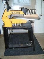 """DeWalt DW788 20"""" Scroll Saw"""