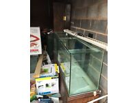 Very cheap 6ft fish tank!! Need gone ASAP!!