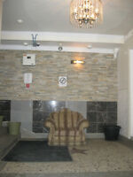 3 1/2 apartment,near metro plamondon,heating & hotwater include