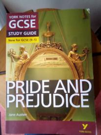 GCSE (9-1) study guide: Pride and Prejudice