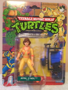 TMNT April O-Neal Action Figure