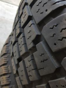 205 60 16 winter tires on rims