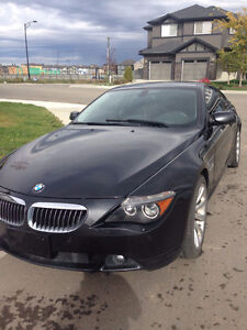 2007 BMW 650i NO ACCIDENTS. EXCELLENT CONDITION. RCD PRICE!!!!